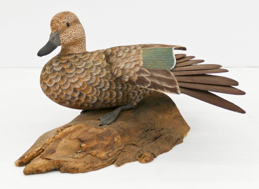 William ''Bill'' Veasey (b.1932 Maryland) Mallard Duck - 4