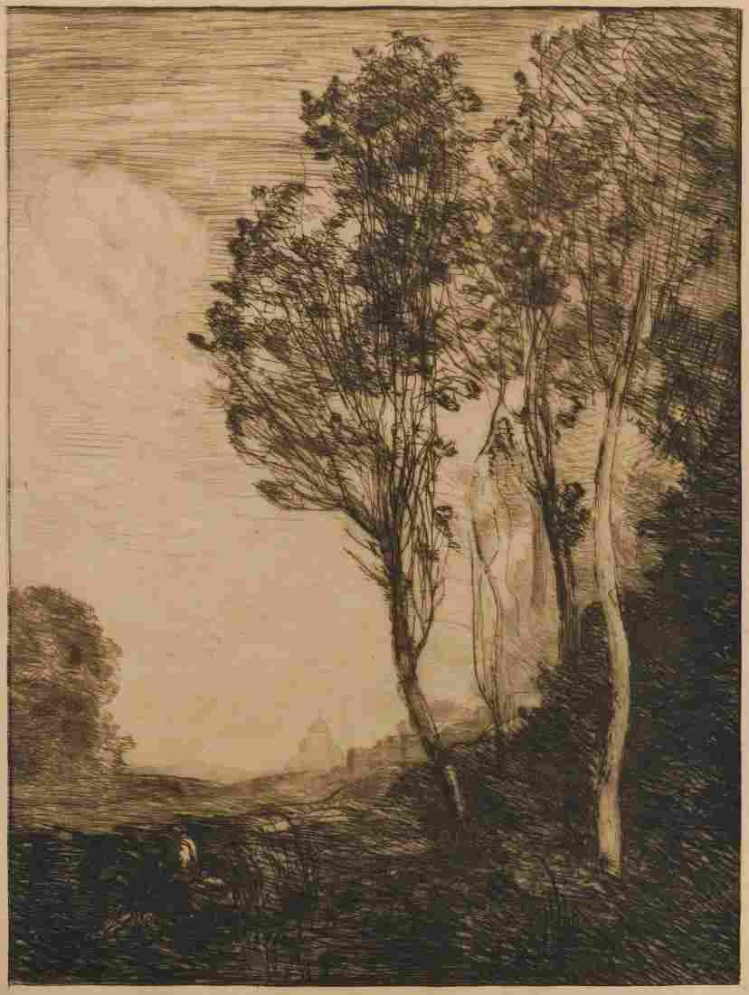 Jean Baptiste Camille Corot (1796-1875 French)