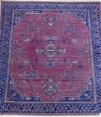 Semi Antique Persian Oriental Room Size Rug 11x129