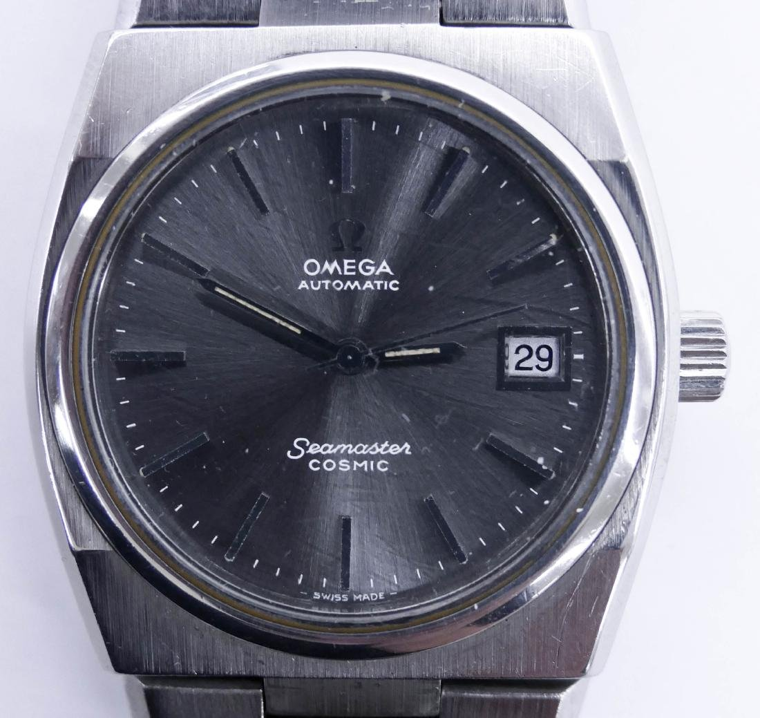 Vintage Omega Seamaster Cosmic Wrist Watch Ref St Oct 04 2018