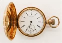 18k Vacheron  Constantin Gold Pocket Watch Manual