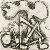 Elizabeth Murray (1940-2007 New York) Untitled 1999