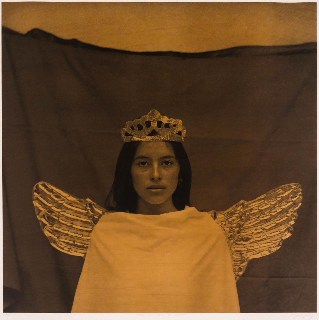 Luis Gonzalez Palma (b.1957 Guatemalan) ''Hablo con