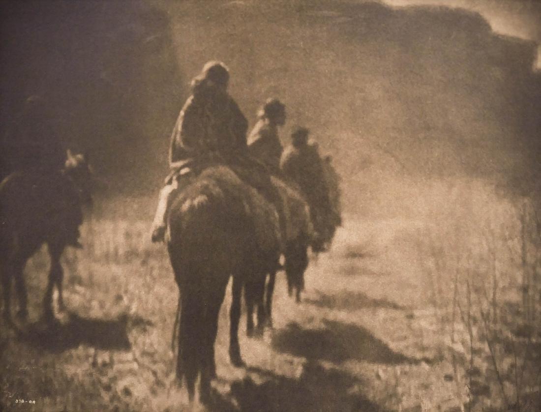 Edward Curtis (1868-1952 Washington) ''The Vanishing