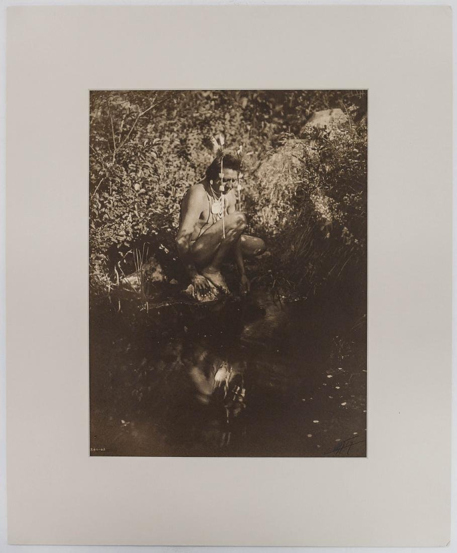 Edward Curtis (1868-1952 Washington) ''Apsaroke Crow'' - 5