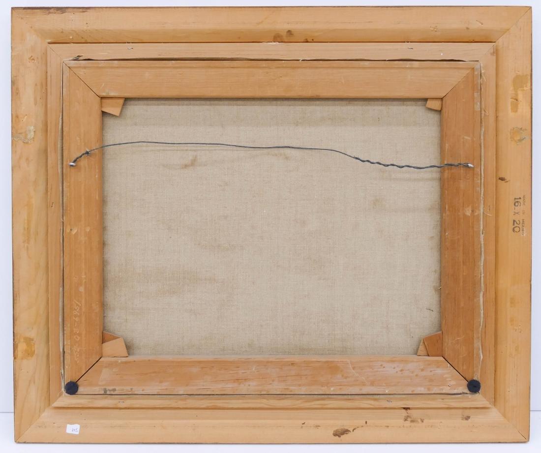 Robert Wood (1889-1972 California) Untitled Seascape - 3