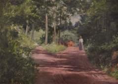 Jennie Augusta Brownscombe (1850-1936 New York)
