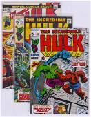 57pc The Incredible Hulk Silver & Bronze Age Comic Book