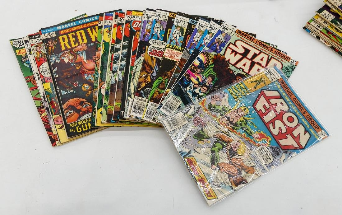313pc Marvel Silver & Bronze Age Comic Book Collection. - 3