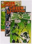 40pc Green Lantern Silver  Bronze Age Comic Book