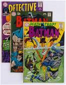 192pc Batman  Detective Comics Silver  Bronze Age