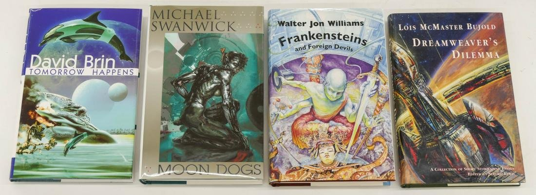11pc NESFA Press Science Fiction Signed Limited Edition - 2