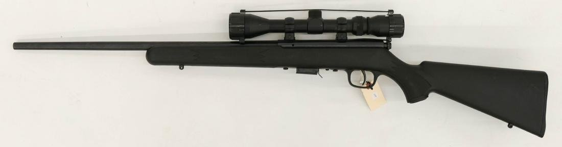 Savage Model 93 R17 Bolt Action .17 H.M.R. Rifle 40''.