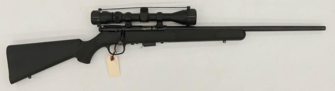 Savage Model 93 R17 Bolt Action .17 H.M.R. Rifle 40''. - 2