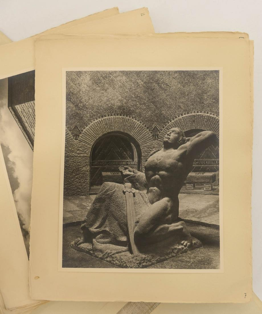 WWII German ''Tombs of Unknown Soldiers'' Photograph - 4