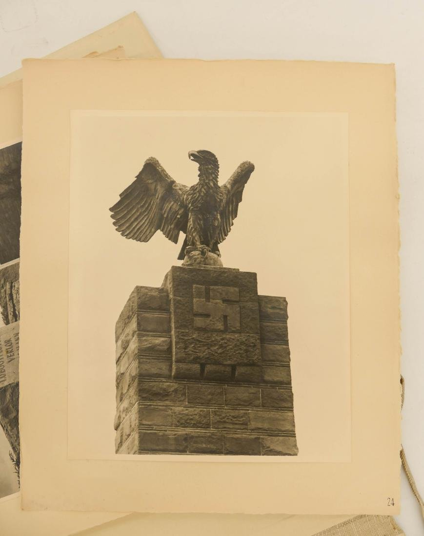 WWII German ''Tombs of Unknown Soldiers'' Photograph - 5
