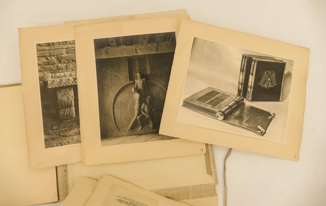 WWII German ''Tombs of Unknown Soldiers'' Photograph - 6