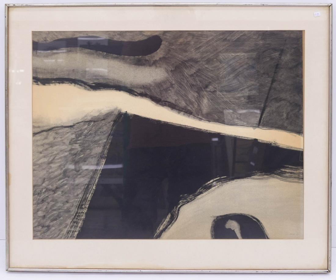 Frank Okada (1931-2000 Washington) Untitled 1969 - 2