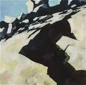 Michael Ferguson (b.1958 Washington) Untitled Landscape