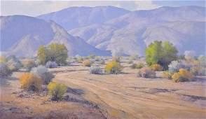 Karl Albert (1911-2007 California) ''Deep Canyon