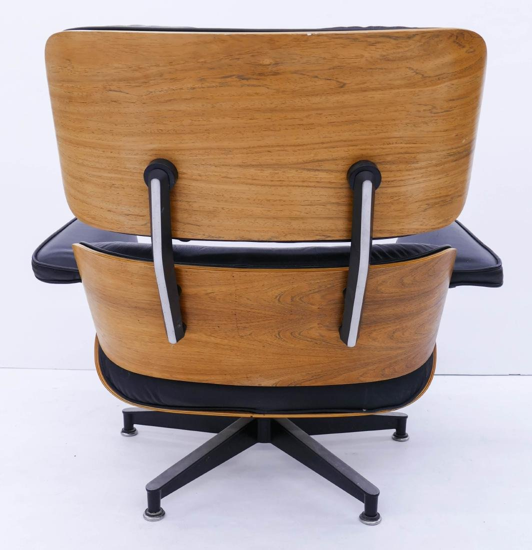Eames for Herman Miller Lounge Chair & Ottoman. An - 3