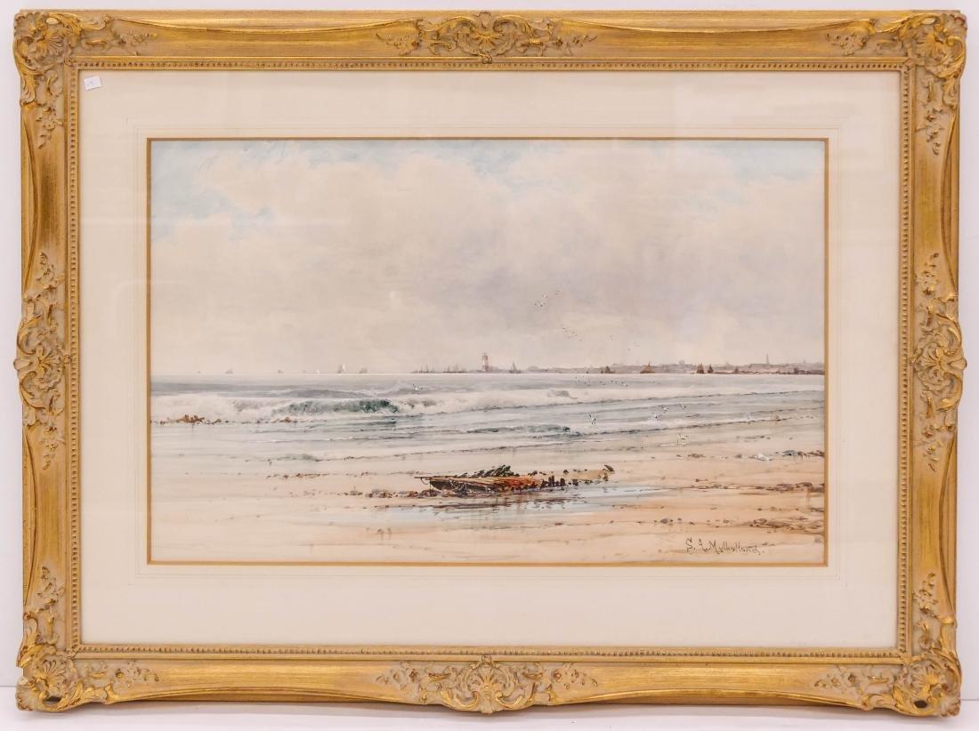 Saint Clair Augustin Mulholland (1839-1910 American) - 2