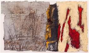 David Green (b.1951 Washington) ''Heridas Del Dia #4''