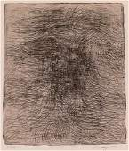 Mark Tobey (1890-1976 Washington) Untitled No.17 1970