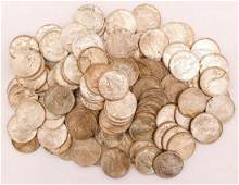 108pc US Peace Silver Dollars Assorted Dates