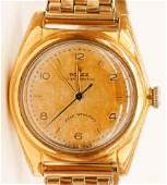 Vintage Rolex Oyster Perpetual Self Winding Bubble Back