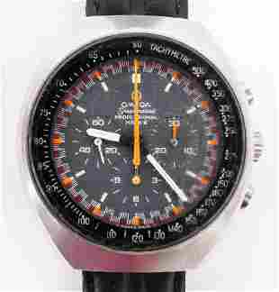 Vintage Omega Speedmaster Mark II Professional