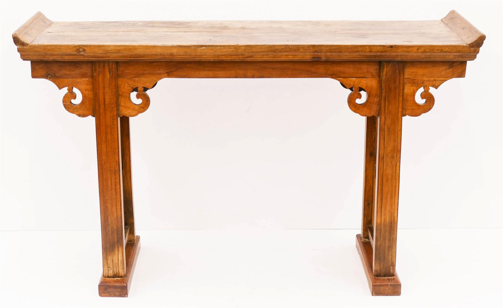 Chinese 17th Cent. Ming Rosewood Altar Table
