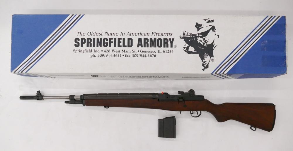 Springfield Armory M1A Rifle