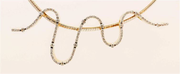 Michael Sugarman 18k Diamond ''Connect the Dots''