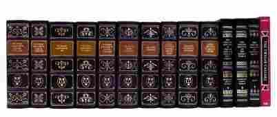 14pc Easton Press & Folio Collector's Edition Oxford &