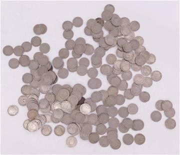 203pc US Liberty Head Nickels