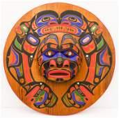 Tom Patterson (b.1962 Nuu-chah-nulth) Massive Kwagiulth