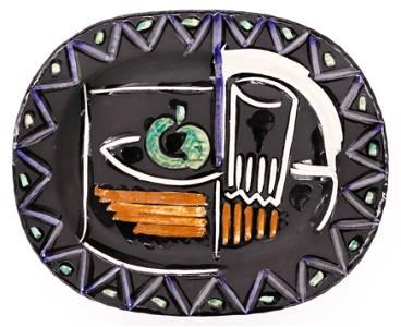 Pablo Picasso (1881-1973 Spanish) ''Still Life''