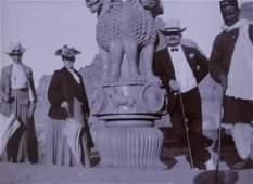 Early 20th Century Travel Photo Album of India