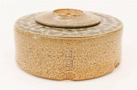 Byron Temple Salt Glazed Low Box