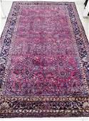 Semi Antique Persian Lilihan Palace Rug 14'x23'