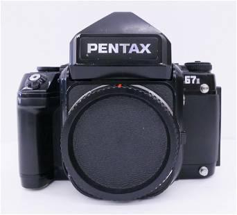 Pentax 67 II Medium Format Film Camera Body