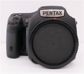 Pentax 645Z Medium Format Digital SLR Camera