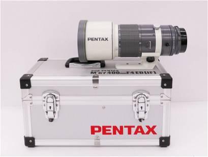 SMC Pentax-M 67 400mm f4 ED(IF) Lens