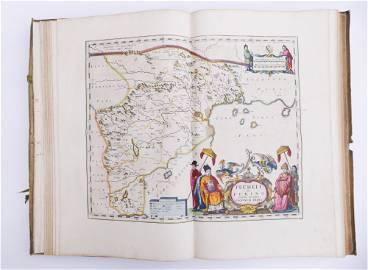Johannes Blaeu, Seste deel van de Nieuw Atlas 1655