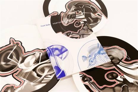 Frank Stella ''Vortex Engravings #1-4'' 2001 Plate Set
