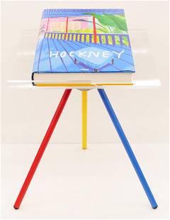 David Hockney ''A Bigger Book'' Signed