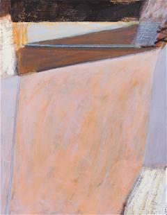 Tom Brennan ''Untitled'' Oil on Canvas