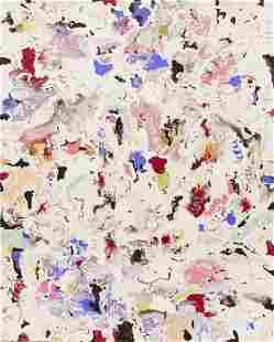 Alden Mason ''Pow Wow'' 2003 Acrylic