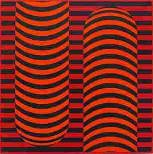 Wendell Brazeau ''Toredo Song'' Acrylic